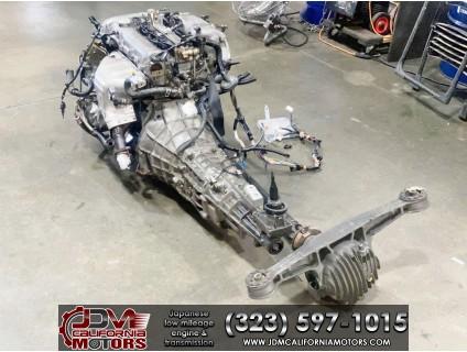 JDM 01-05 MAZDA MIATA 1.8L BP ENGINE MX5 WITH 6 SPEED MANUAL TRANSMISSION , REAR MATCHING DIFFERNTIAL. DRIVE SHAFT