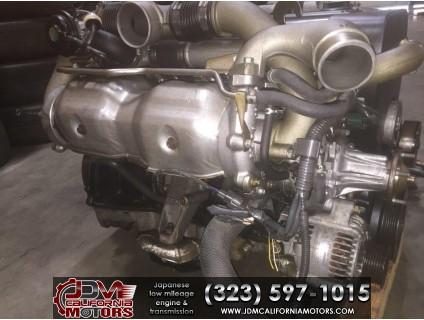 JDM SUPRA 1JZ-GTE ENGINE NON VVTI REAR SUMP ENGINE
