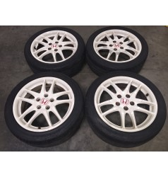 JDM ACURA RSX DC5 WHEEL AND TIRES**sold out **
