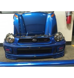 JDM SUBARU STI VER7 BUGEYE WRC FRONT END**sold out ***