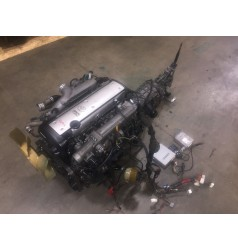 JDM TOYOTA 1JZ-GTE VVTi JZX110 MOTOR R154 TRANSMISSION APEXI FC COMMANDER ECU