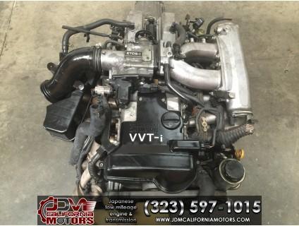 JDM TOYOTA/LEXUS GS300 1998-2002 2JZ-GE N/A VVTI ENGINE WITH AUTO TRANSMISSION