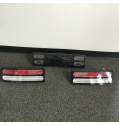 JDM NISSAN 300ZX Z32 TAIL LIGHTS WITH CENTER GARNISH