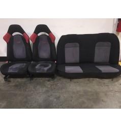 JDM SUBARU GC8 92-00 FRONT & REAR SEATS
