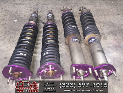 JDM HKS DAMPER COILOVERS MADE FOR TOYOTA ALTEZA LEXUS IS 300