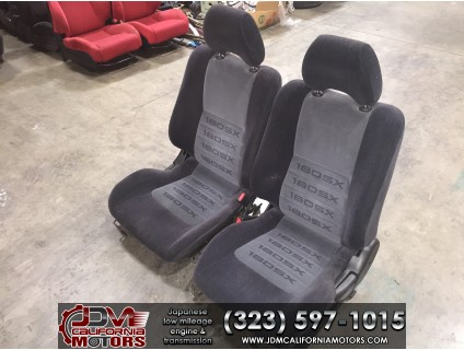 JDM NISSAN 180SX FRONT & REAR SEATS****sold out ****