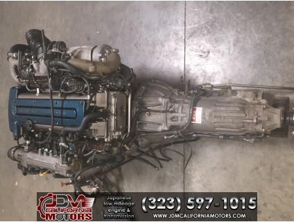 JDM TOYOTA/LEXUS GS300 2JZ 2JZ-GTE VVTI 3.0L TWIN TURBO
