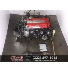 JDM HONDA INTEGRA B18C TYPER 97SPEC MOTOR & LSD TRANSMISSION**sold out **