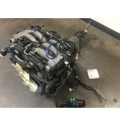 JDM NISSAN 300ZX VG30DETT MOTOR AND 5 SPEED TRANSMISSION ECU