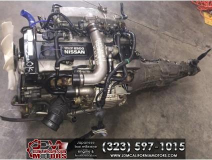 JDM NISSAN SKYLINE GTS R33 RB25DET
