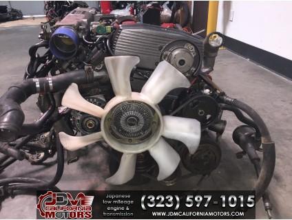 JDM NISSAN 180SX/240SX CA18DET 1.8L TURBO ENGINE