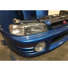 JDM SUBARU GC8 WRX V4 FRONT END***sold out ***
