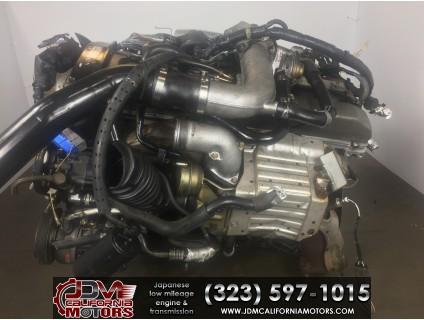 JDM NISSAN SKYLINE GTS R33 RB25DET 2.5L TURBO MOTOR