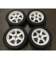JDM VOLK RACING RAYS TE-37 WHEEL 4X100