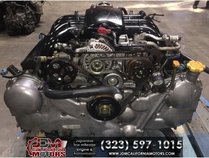 JDM 03-09 Subaru Legacy Outback 3.0R EZ30 Engine Lancaster H6 3.0L