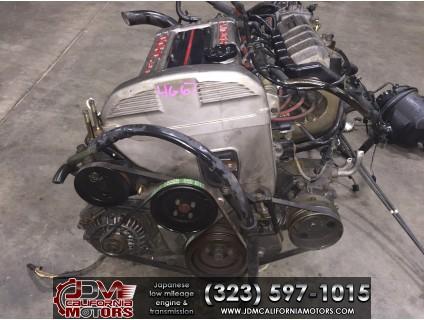 JDM MITSUBISHI GALANT 4G67 1.8L NON TURBO ENGINE WITH 5 SPEED TRANSMISSION