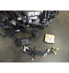 JDM MITSUBISHI 4G63 TURBO WITH AT TRANSMISSION