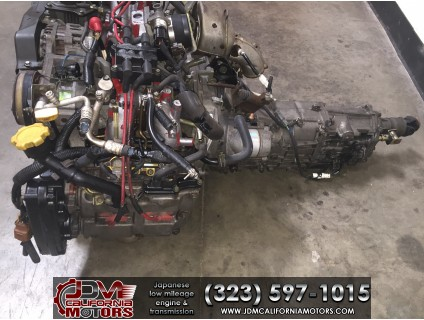 JDM TOYOTA 1JZ-GTE VVTi 2.5L SINGLE TURBO MOTOR