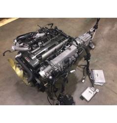 JDM TOYOTA SUPRA MK4 2JZ-GTE NON VVTi MOTOR 6 SPEED GETRAG TRANSMISSION