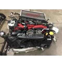 JDM SUBARU WRX STI V9 SPEC-C EJ207 MOTOR 6 SPEED TRANSMISSION