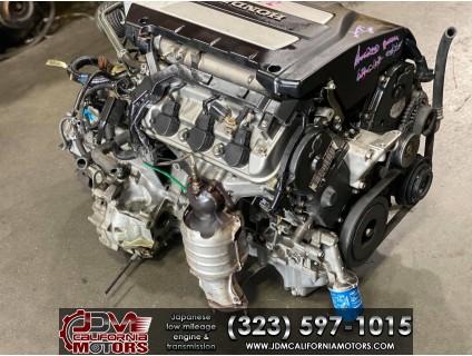 JDM HONDA ACCORD V6 ENGINE AND AUTOMATIC TRANSMISSION,  J30A