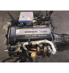 JDM NISSAN SR20DET S13 BLACK TOP
