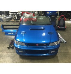 JDM SUBARU GC8 V5 TYPE-R COMPLET HALFCUT WITH ACCESSORIES