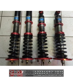 Nissan Skyline Gts R32 coilovers made buddy club