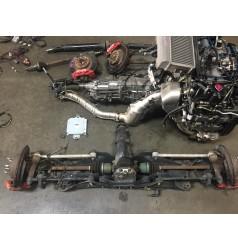 JDM 02-07 SUBARU IMPREZA WRX EJ205 2.0L TURBO MOTOR SWAP