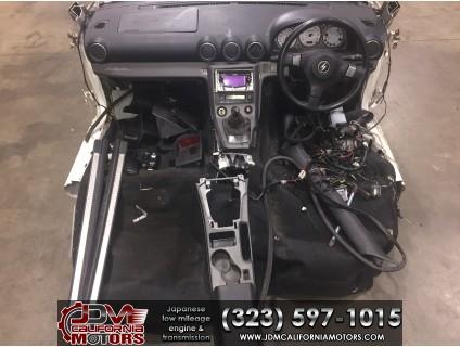 JDM 1999 NISSAN SILVIA S15 SR20DET MOTOR 6 SPEED TRANSMISSION FRONT CLIP SHELL**sold out ***