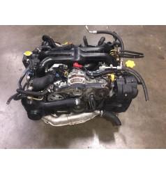 JDM SUBARU LEGACY EJ20X 2008-2012 ENGINE REPLACEMENT WRX 2.0L TURBO DUAL AVCS