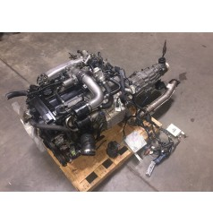 JDM NISSAN SKYLINE R34 RB25DET NEO MOTOR 5 SPEED TRANSMISSION
