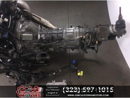 JDM 13B TWIN TURBO MAZDA RX7 ENGINE & TRANS FD3S 13B ROTARY