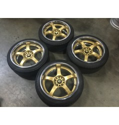 JDM GRAM LIGHTS 57PRO WHEELS MADE BY RAYS