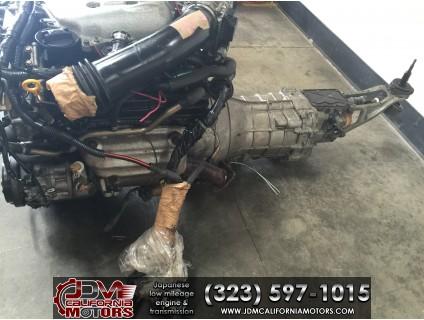 JDM NISSAN VQ35DE 350Z/INFINITI G35 V6 3.5L MOTOR