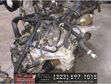 JDM ACURA TL V6 3.2L VTEC 2001-2003 J32A TYPE S ENGINE & TRANSMISSION & ECU