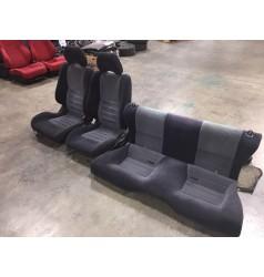 JDM NISSAN 180SX FRONT & REAR SEATS