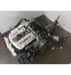JDM NISSAN SKYLINE R34 GTS RB25DET MOTOR TRANSMISSION ECU
