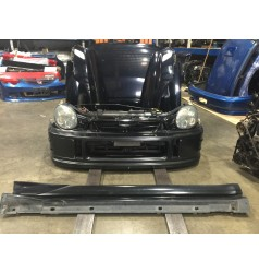 JDM 02-03 SUBARU WRX V7 FRONT END BUGEYE BLK COLOR
