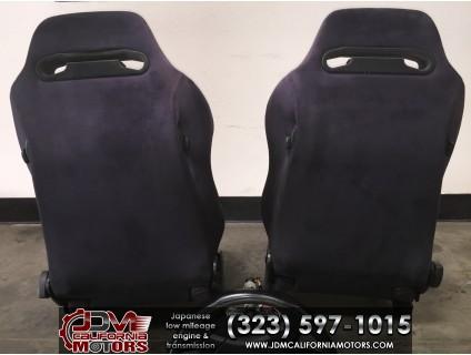 JDM DC2 ITR BLACK RECARO SEATS**sold out **