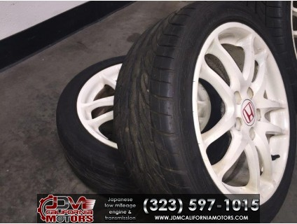 JDM ACURA RSX DC5 WHEEL AND TIRES