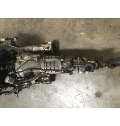 JDM MAZDA RX-8 RENESIS 13B 6-PORTS ROTARY ENGINE WITH 6 SPEED MANUAL TRANSMISSION