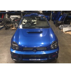 JDM SUBARU V7 2003 BUGEYE STI PRODRIVE FRONT CLIP WITH ALL ACCESSORIES