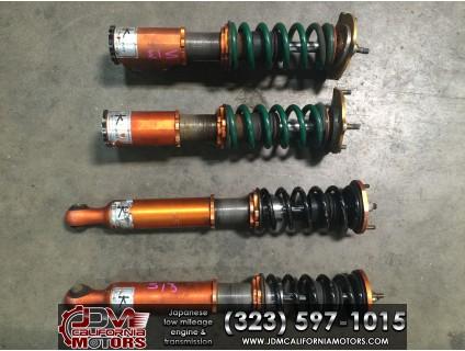 Ksport Kontrol Pro Coilovers Nissan 240SX S13 (89-94) CNS210-KP