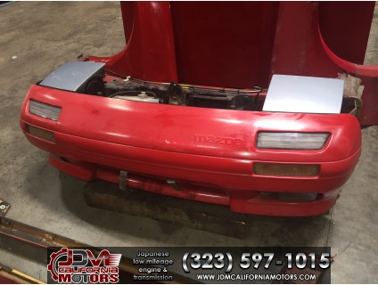 JDM MAZDA RX-7 FC FRONT END BODY PARTS
