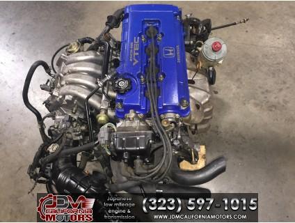 JDM ACURA INTEGRA 1.8L B18C GSR MOTOR 97SPEC**sold out **