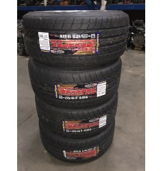 JDM USED SET OF BBS LMP079 WHEEL WITH BRAND NEW TIRES