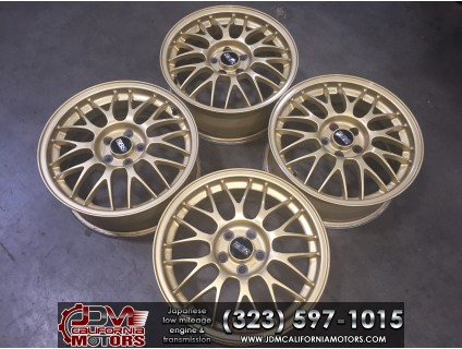 JDM BBS rg362 FORGED WHEEL 5X100