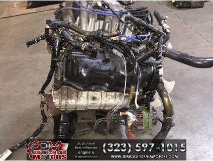 JDM NISSAN VG33 V6 3.3L ENGINE PATHFINDER XTERRA FRONTIER 1996-2004