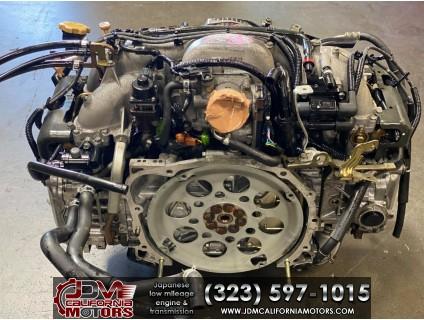 JDM SUBARU EJ253 2000-2005 MOTOR IMPREZA/OUTBACK/FORESTER EJ25